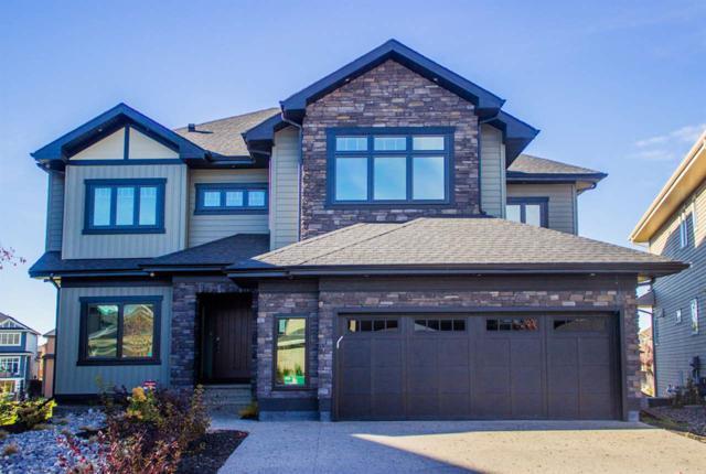 3424 West Landing, Edmonton, AB T6W 0T6 (#E4085798) :: GETJAKIE Realty Group Inc.