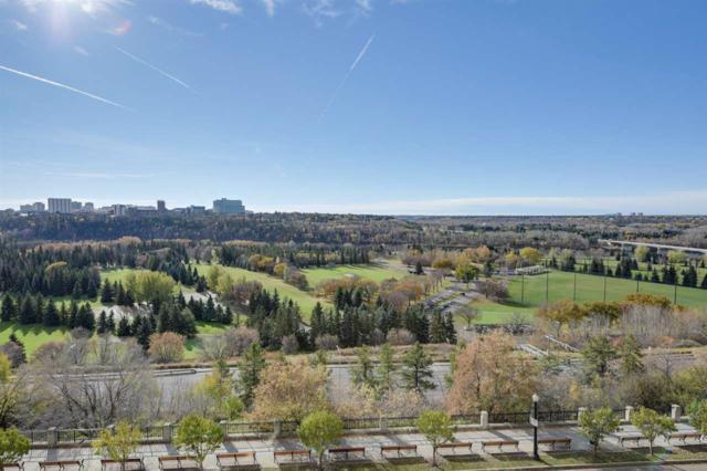 602 11920 100 Avenue, Edmonton, AB T5K 0K5 (#E4085835) :: GETJAKIE Realty Group Inc.