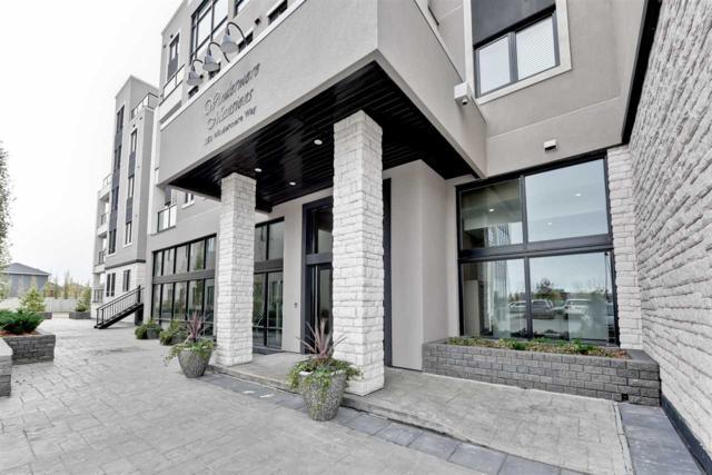 204 1350 Windermere Way, Edmonton, AB T6W 2J3 (#E4085843) :: GETJAKIE Realty Group Inc.