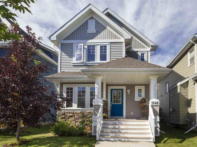 1148 74 Street, Edmonton, AB T6X 0N7 (#E4085867) :: The Foundry Real Estate Company