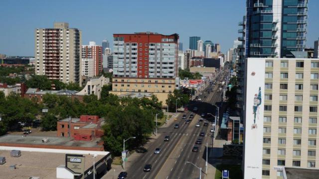 1204 12121 Jasper Avenue, Edmonton, AB T5N 3X7 (#E4085902) :: GETJAKIE Realty Group Inc.