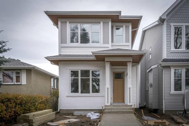 10718 128 Street, Edmonton, AB T5M 0V9 (#E4086038) :: GETJAKIE Realty Group Inc.