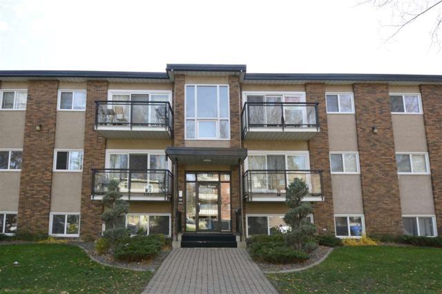 206 10555 83 Avenue, Edmonton, AB T6E 2E1 (#E4086063) :: GETJAKIE Realty Group Inc.