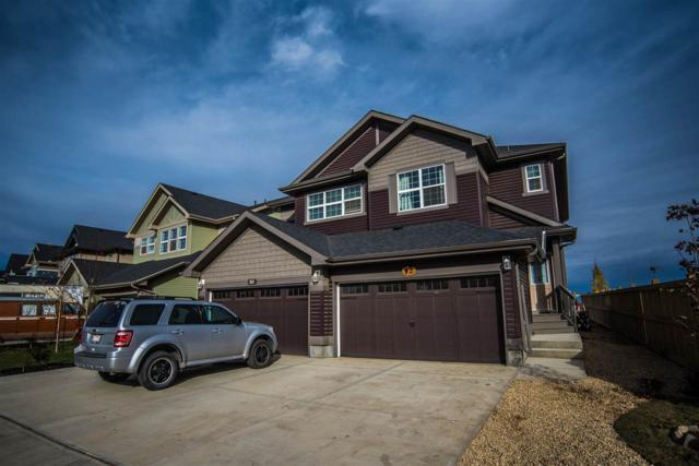 92 Abbey Road, Sherwood Park, AB T8H 0Z1 (#E4086128) :: The Foundry Real Estate Company