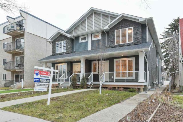 2 10319 120 Street, Edmonton, AB T5K 2A5 (#E4086135) :: GETJAKIE Realty Group Inc.