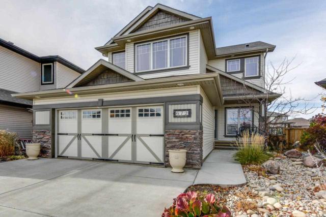 672 172 Street, Edmonton, AB T6W 0M2 (#E4086158) :: GETJAKIE Realty Group Inc.