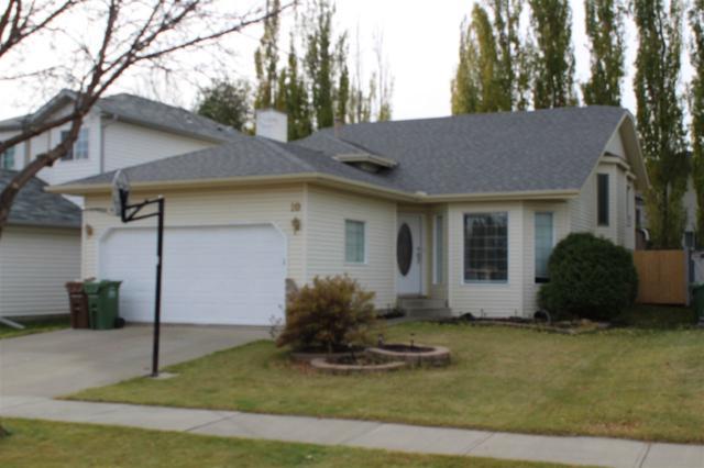 10 Oakridge Drive N, St. Albert, AB T8N 6C6 (#E4086162) :: The Foundry Real Estate Company