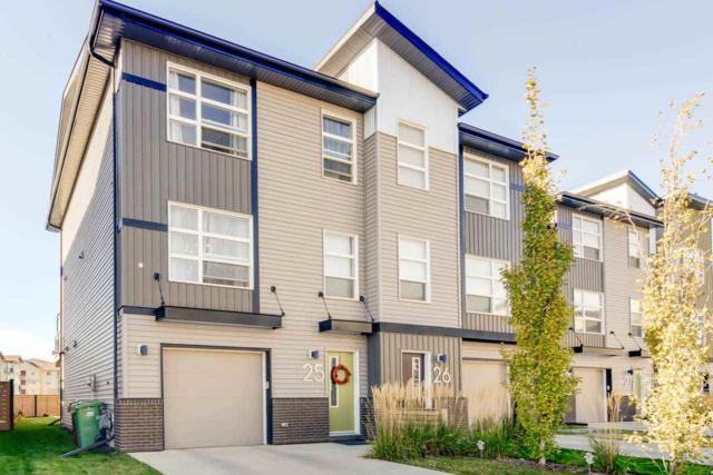 25 7 Nevada Place, St. Albert, AB T8N 7P1 (#E4086165) :: The Foundry Real Estate Company