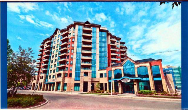 210 10142 111 Street, Edmonton, AB T5K 1K6 (#E4086181) :: GETJAKIE Realty Group Inc.