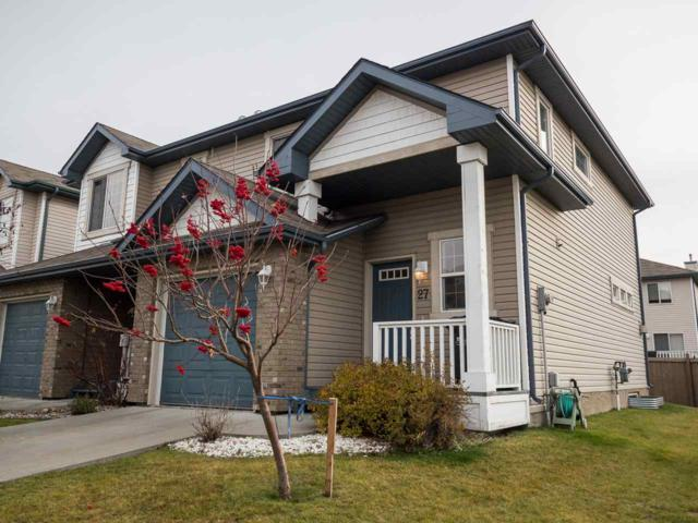 27 700 Bothwell Drive, Sherwood Park, AB T8H 2W3 (#E4086193) :: The Foundry Real Estate Company
