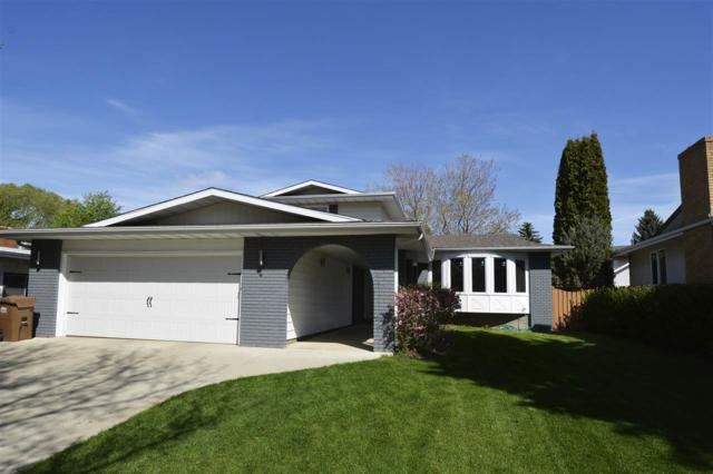4 Lancaster Crescent, St. Albert, AB T8N 2N8 (#E4086213) :: The Foundry Real Estate Company