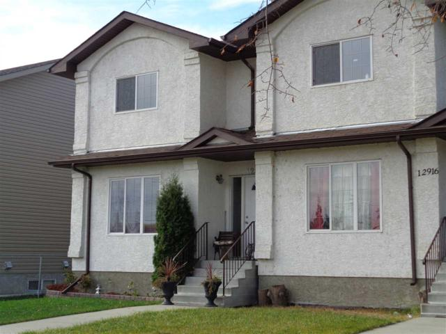 12914 128 Street, Edmonton, AB T5L 1E5 (#E4086237) :: The Foundry Real Estate Company