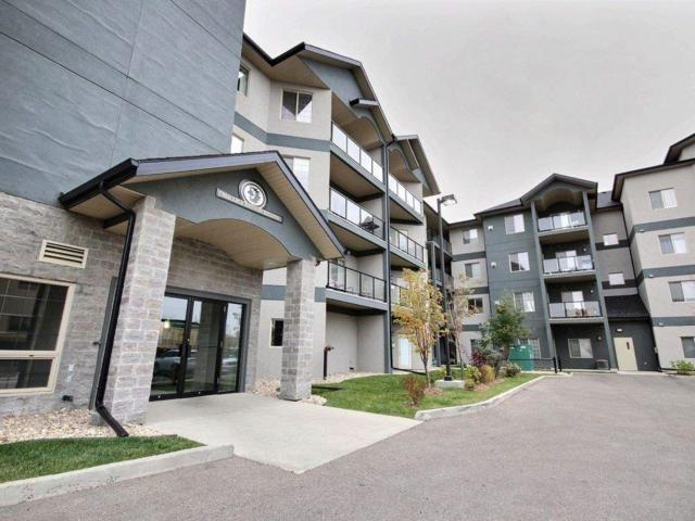 410 16235 51 Street, Edmonton, AB T5Y 3C7 (#E4087460) :: The Foundry Real Estate Company