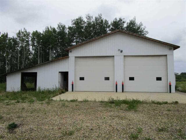 RR 9 TWP RD 870, Red Earth Creek, AB T0G 1X0 (#E4087802) :: The Foundry Real Estate Company