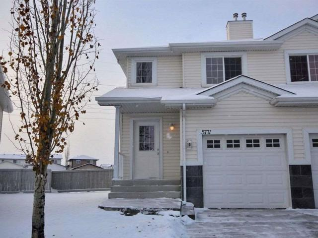5771 163 Avenue, Edmonton, AB T5Y 0A1 (#E4088060) :: The Foundry Real Estate Company