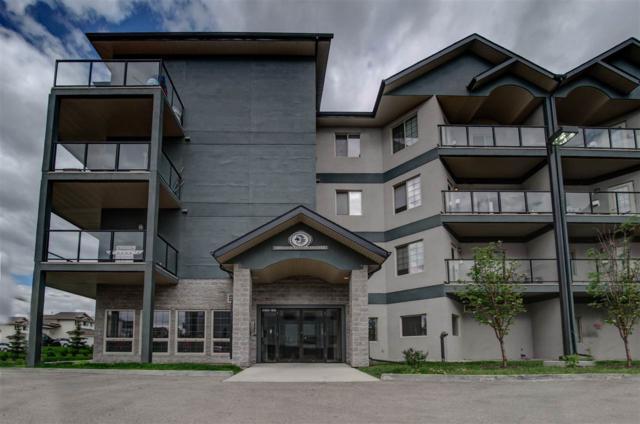 406 16235 51 Street, Edmonton, AB T5Y 0V3 (#E4088212) :: The Foundry Real Estate Company