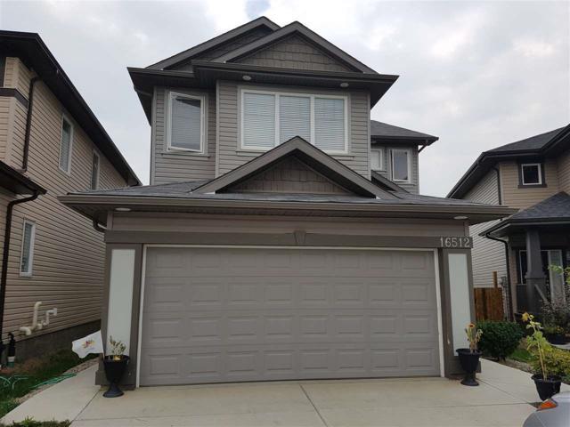 16512 42 Street, Edmonton, AB T5Y 0Y1 (#E4088446) :: The Foundry Real Estate Company