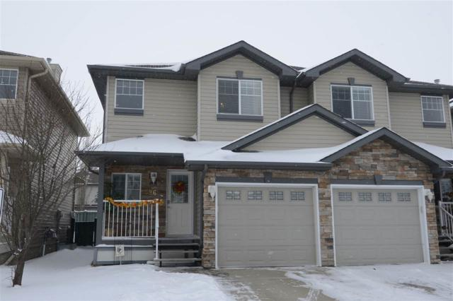 26 12104 16 Avenue, Edmonton, AB T6W 1X3 (#E4088572) :: The Foundry Real Estate Company