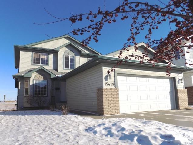 15419 43 Street, Edmonton, AB T5Y 3G9 (#E4088693) :: The Foundry Real Estate Company
