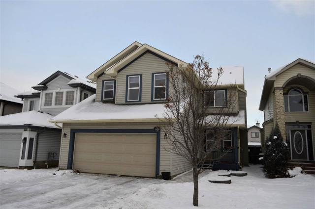 1820 Robertson Crescent, Edmonton, AB T6W 1N8 (#E4088728) :: The Foundry Real Estate Company