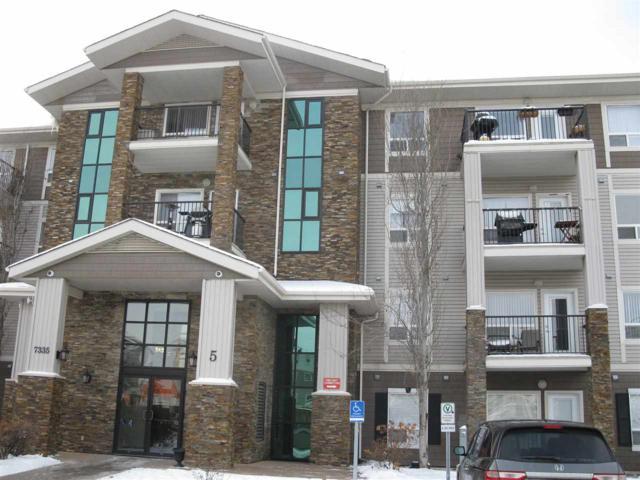 5420 7335 South Terwillegar Drive, Edmonton, AB T6R 0M1 (#E4089192) :: The Foundry Real Estate Company