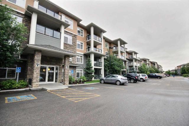 134 11505 Ellerslie Road, Edmonton, AB T6W 2A9 (#E4089410) :: The Foundry Real Estate Company