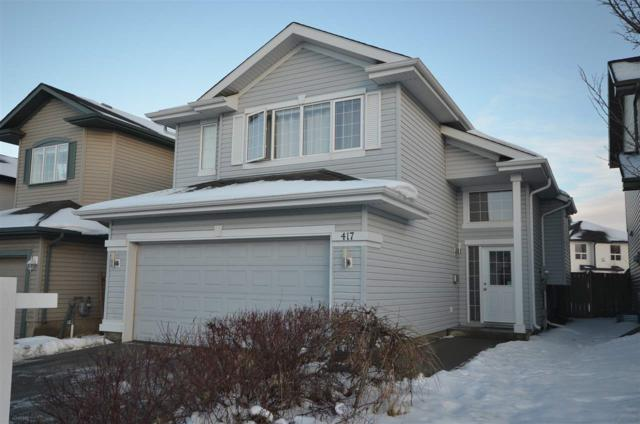 417 84 Street SW, Edmonton, AB T6X 1H8 (#E4089418) :: The Foundry Real Estate Company