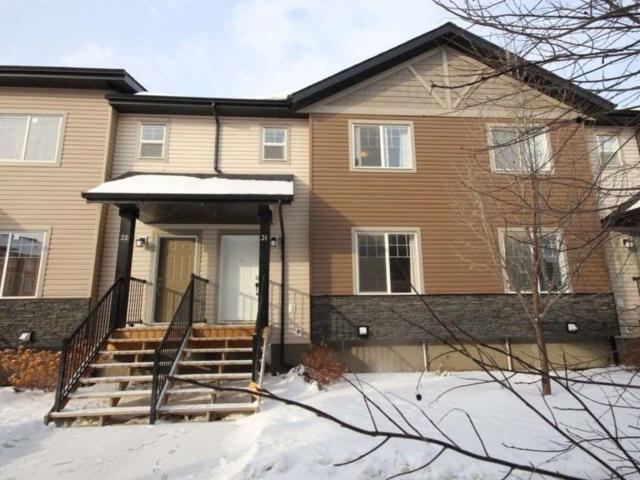 31 12004 22 Avenue, Edmonton, AB T6W 0T1 (#E4089513) :: The Foundry Real Estate Company