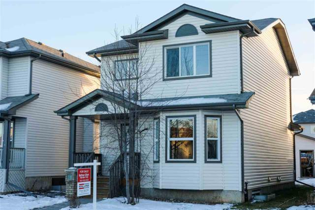 153 Brintnell Boulevard, Edmonton, AB T5Y 3M2 (#E4089760) :: The Foundry Real Estate Company