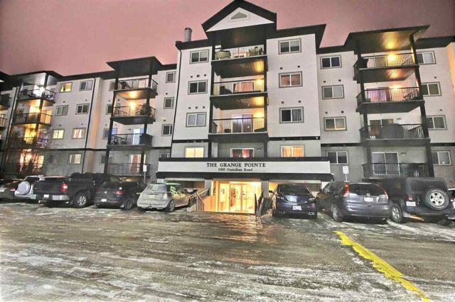 214 2430 Guardian Road, Edmonton, AB T5T 6X9 (#E4090064) :: The Foundry Real Estate Company