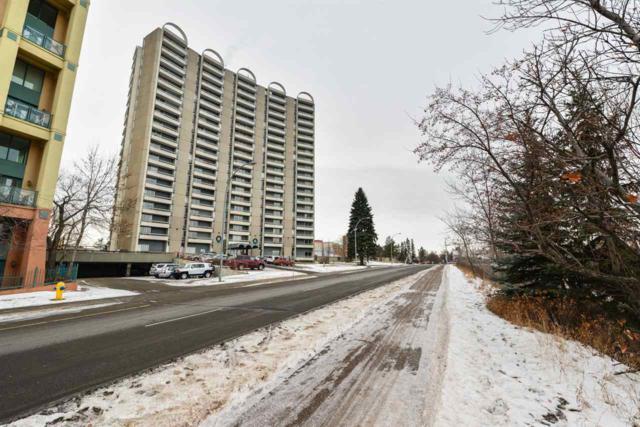 303 10883 Saskatchewan Drive, Edmonton, AB T6E 4S6 (#E4090144) :: GETJAKIE Realty Group Inc.