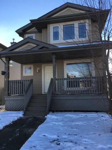 4707 160 Avenue, Edmonton, AB T5Y 3M1 (#E4090306) :: The Foundry Real Estate Company
