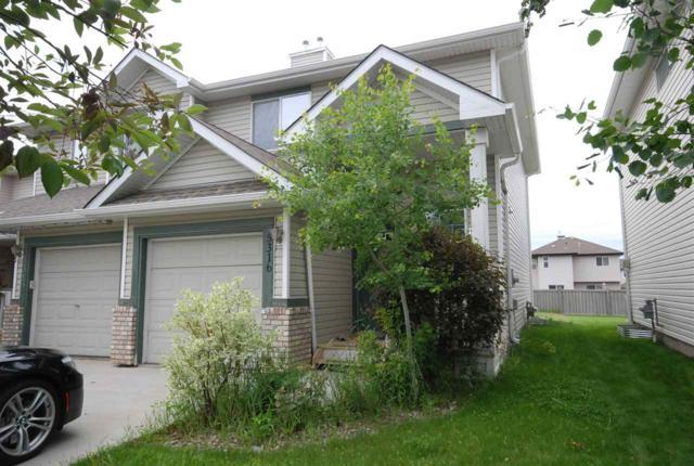 5316 204 Street, Edmonton, AB T6M 2Y9 (#E4090417) :: The Foundry Real Estate Company