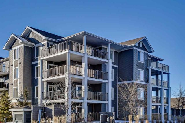 324 6084 Stanton Drive, Edmonton, AB T6X 0Z4 (#E4090461) :: The Foundry Real Estate Company