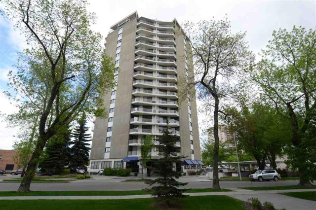 407 10045 117 Street, Edmonton, AB T5K 1W8 (#E4090474) :: The Foundry Real Estate Company