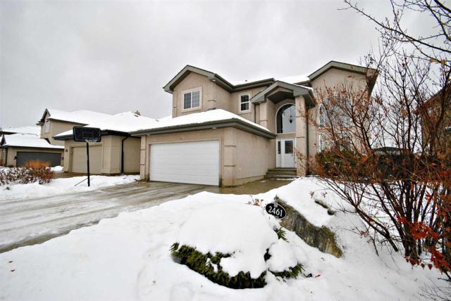 2461 Tegler Green, Edmonton, AB T6R 3K3 (#E4090482) :: GETJAKIE Realty Group Inc.