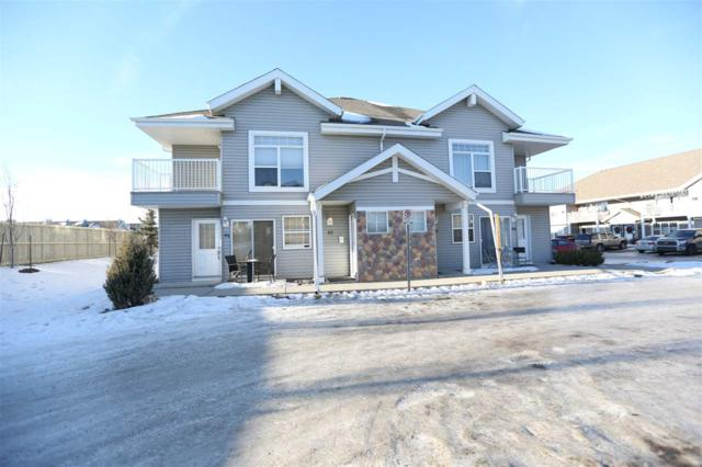 97 150 Edwards Drive, Edmonton, AB T6X 1M4 (#E4090527) :: The Foundry Real Estate Company