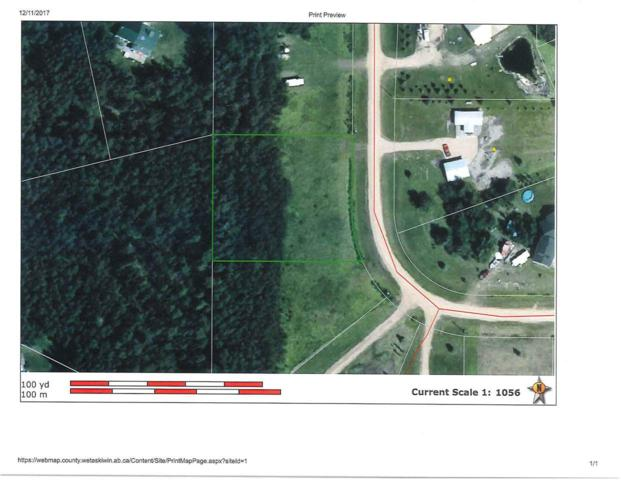 3 Beachside Estates, Rural Wetaskiwin County, AB T0C 2V0 (#E4090553) :: The Foundry Real Estate Company