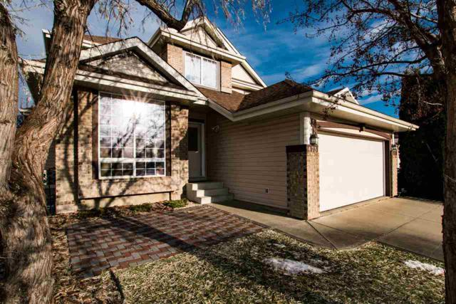 473 Meadowview Court, Sherwood Park, AB T8H 1X3 (#E4090738) :: The Foundry Real Estate Company