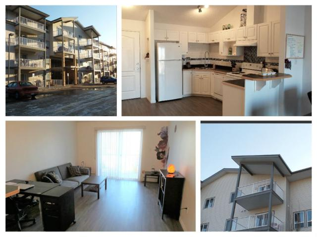 402 151 Edwards Drive, Edmonton, AB T6X 1N5 (#E4090769) :: The Foundry Real Estate Company