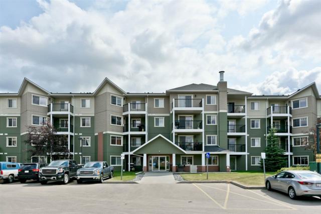 415 6921 199 Street, Edmonton, AB T5T 3X7 (#E4090835) :: The Foundry Real Estate Company