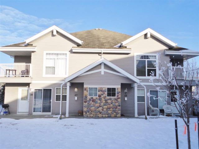 48 150 Edwards Drive, Edmonton, AB T6X 1M4 (#E4090890) :: The Foundry Real Estate Company