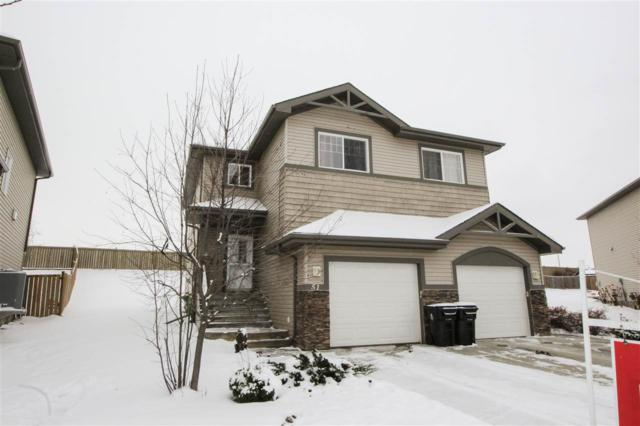 51 Hartwick Loop, Spruce Grove, AB T7X 0A5 (#E4090954) :: The Foundry Real Estate Company