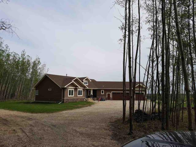 31 1319 TWP ROAD 510, Rural Parkland County, AB T7Y 2N2 (#E4091083) :: The Foundry Real Estate Company