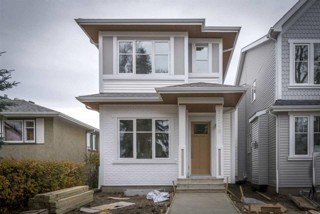 10718 128 Street, Edmonton, AB T5M 0V9 (#E4091188) :: GETJAKIE Realty Group Inc.