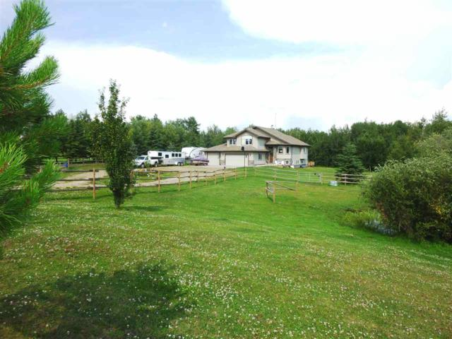 20 54120 Rge Rd 12 Road, Rural Parkland County, AB T7Y 0A5 (#E4091405) :: The Foundry Real Estate Company