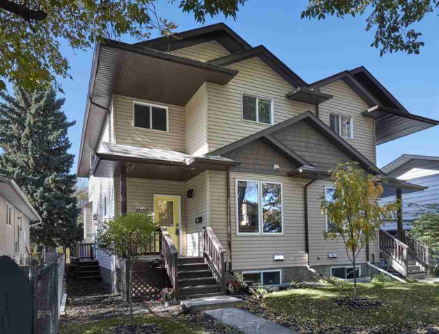 10152 89 Street, Edmonton, AB T5H 1P9 (#E4091520) :: GETJAKIE Realty Group Inc.