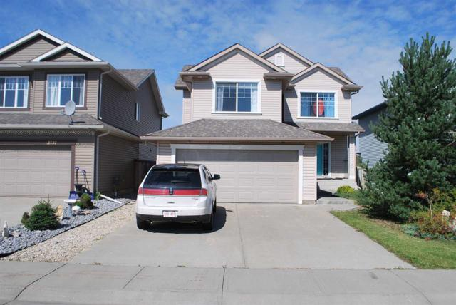 2739 Miles Place, Edmonton, AB T6W 0B3 (#E4091752) :: The Foundry Real Estate Company