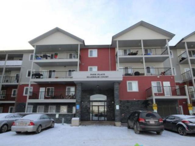410 111 Edwards Drive, Edmonton, AB T6X 0C4 (#E4091767) :: The Foundry Real Estate Company