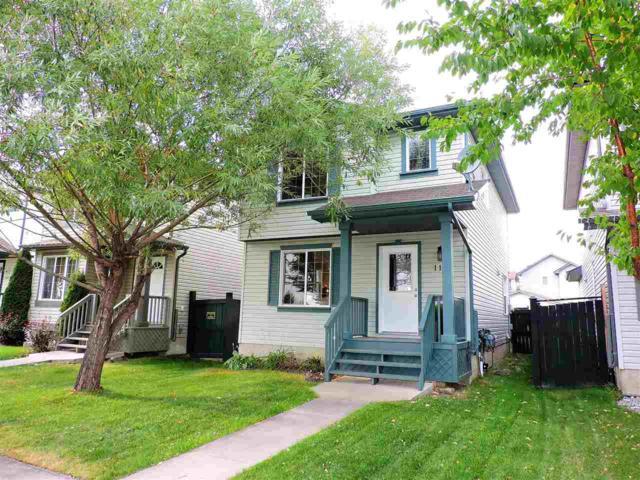 1106 Grantham Drive, Edmonton, AB T5T 6L1 (#E4091839) :: The Foundry Real Estate Company